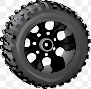 Pick Up - Car Snow Tire Flat Tire Vehicle PNG