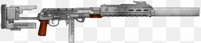 Machine Gun - Machine Gun Firearm Ranged Weapon Art Gun Barrel PNG