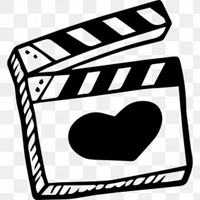 Hand Drawn Rattan - Romance Film Film Director Clapperboard PNG