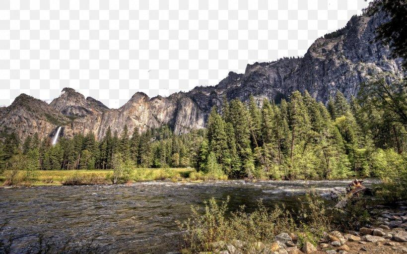 Yosemite Falls Berchtesgaden National