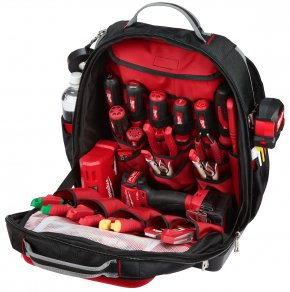 Backpack - Milwaukee Ultimate Shine Backpack Bag Pocket Acme Tools PNG