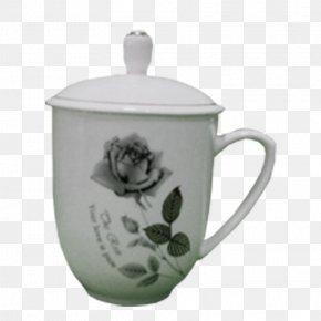 Cup - Coffee Cup Kettle Porcelain Lid Mug PNG