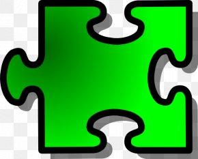 Cartoon Puzzle Pieces - Jigsaw Puzzle Clip Art PNG