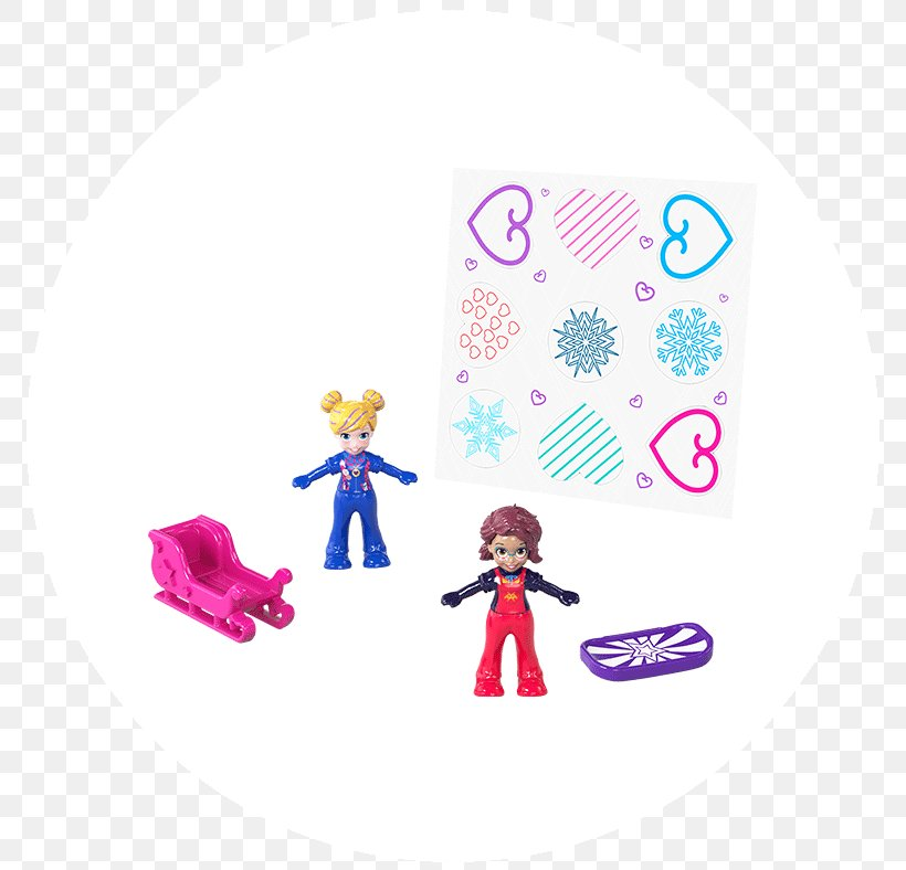 Polly Pocket Mattel Barbie Monster High, PNG, 788x788px, Polly Pocket, American Girl, Animal Figure, Barbie, Brand Download Free