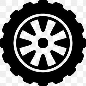 Car - Car Tire Wheel Tread PNG