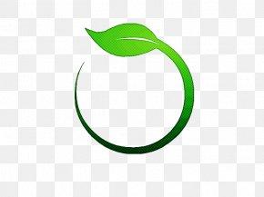 Symbol Plant - Green Leaf Logo Line Circle PNG