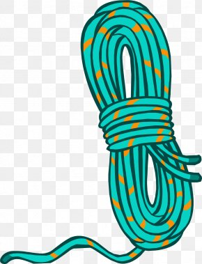 Climbing - Rock-climbing Equipment Dynamic Rope Clip Art PNG
