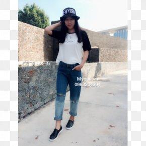 Jeans - Waist Jeans Denim Leggings Shoulder PNG