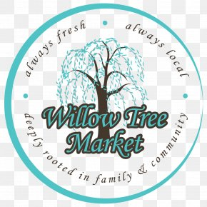 Willow Tree - Logo Willow Tree Market Brand Label PNG