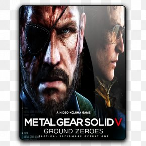 Metal Gear Solid 5 - Metal Gear Solid V: Ground Zeroes Metal Gear Solid V: The Phantom Pain Xbox 360 Metal Gear Solid: Peace Walker PNG