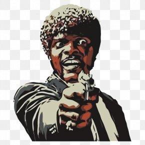 Samuel L Jackson - Samuel L. Jackson Pulp Fiction Jules Winnfield YouTube Film PNG