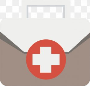 Vector First Aid Kit - Medicine PNG