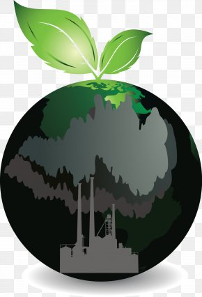 Black Earth - Natural Environment Environmental Protection Pollution Euclidean Vector Natural Resource PNG
