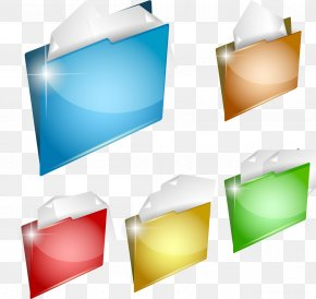 Vector Folder - Directory Icon PNG