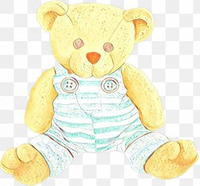 Plush Toy - Teddy Bear PNG