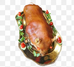 Signs Burn Gold Pig - Domestic Pig Siu Yuk Pig Roast Ribs Roasting PNG