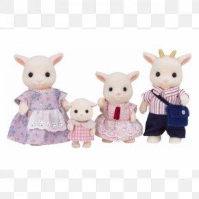 Goat - Goat Sylvanian Families Bear Toy Sheep PNG