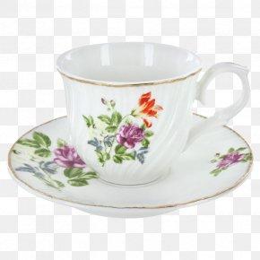 Tea Cup Transparent Background - Teacup Coffee Saucer PNG