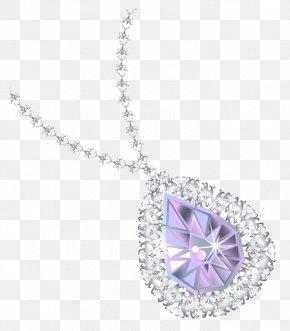 Jewellery - Earring Clip Art Jewellery Necklace Diamond PNG
