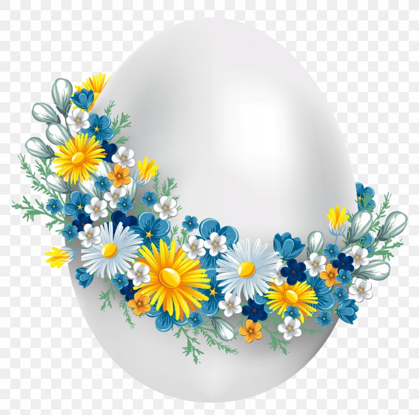 Easter Bunny Easter Egg Clip Art, PNG, 1024x1013px, Easter Bunny, Cut Flowers, Daisy, Easter, Easter Egg Download Free