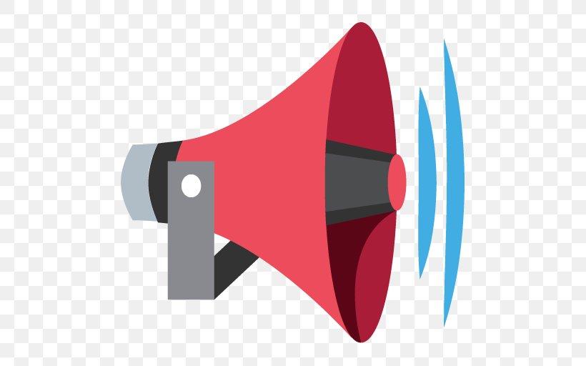 Emoji Loudspeaker Megaphone Png 512x512px Emoji Brand Email Emoji Movie Horn Loudspeaker Download Free