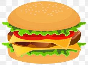 Fast Food Clip Art - Cheeseburger Clip Art Hamburger Fast Food Macaroni And Cheese PNG