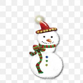 Snowman - Santa Claus Christmas Ornament Snowman PNG