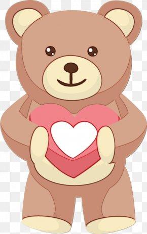 Stuffed Toy Cheek - Teddy Bear PNG