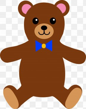 Brown Cliparts - Brown Bear, Brown Bear, What Do You See? Clip Art PNG
