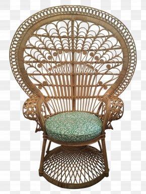 Rattan - Chair Table Wicker Furniture Rattan PNG