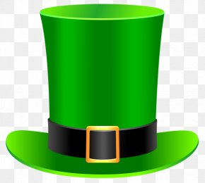 ST PATRICKS DAY - Leprechaun Hat Saint Patrick's Day Clip Art PNG