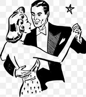 Dancing - Partner Dance Clip Art Couples Clip Art PNG