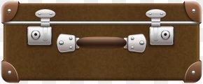 Suitcase Clip Art - Suitcase Lock Clip Art PNG