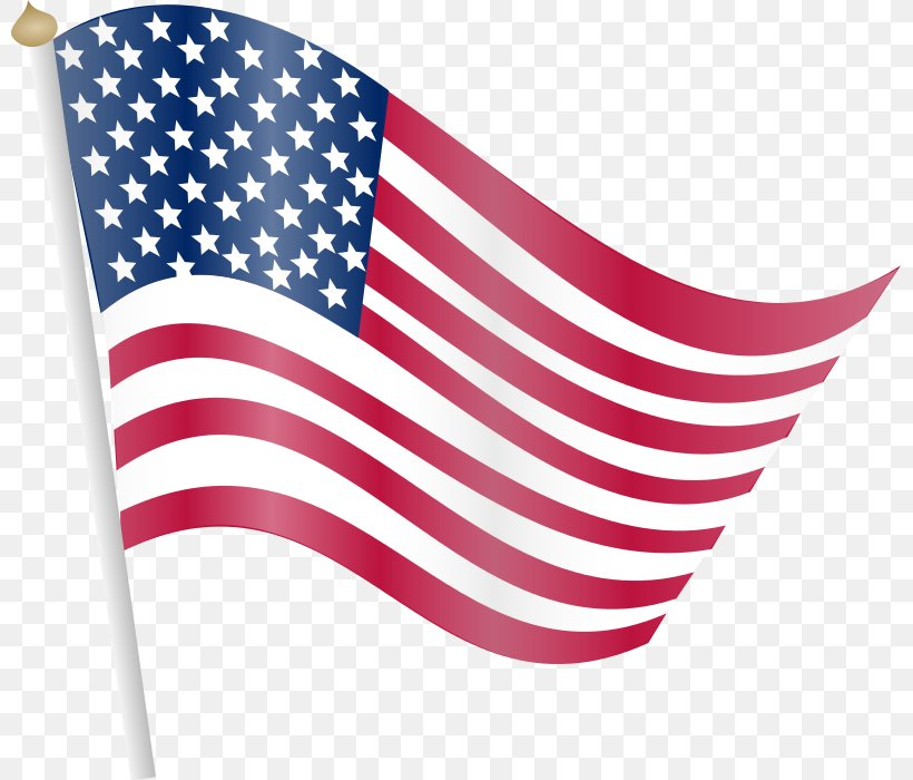 Flag Of The United States Clip Art, PNG, 800x700px, United States, American Revolutionary War, Flag, Flag Of Canada, Flag Of The United Kingdom Download Free