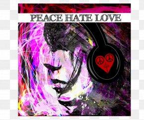 Album Cover Design - Love Sadness Solitude Emotion PNG