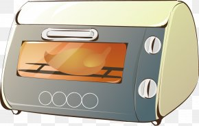 Microwave Oven Oven Roast Duck Elements - Microwave Oven Home Appliance Hearth PNG