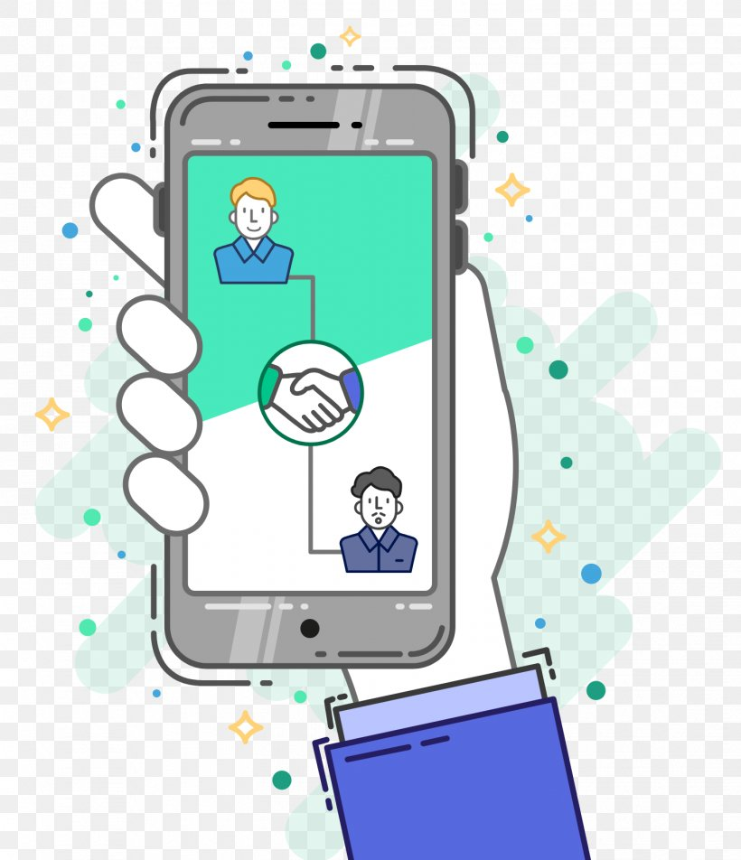 Smartphone Cartoon Png 1446x1680px Smart Contract Broker Communication Device Contract Deposit Account Download Free
