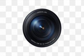 Camera Lens - Camera Lens Digital Cameras Teleconverter PNG