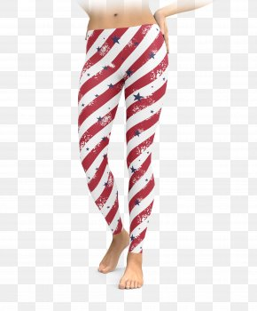Diagonal Stripes - Leggings Clothing Pants Tights Waist PNG