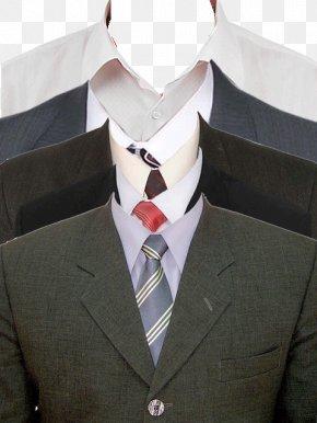 Men's Suits Tie Decoration - Suit Formal Wear Computer File PNG