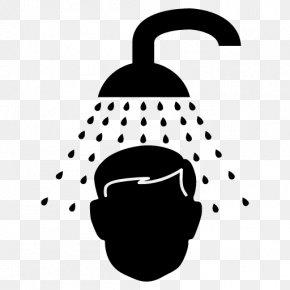 Shower Photo - Emergency Eyewash And Safety Shower Station Symbol Sign PNG