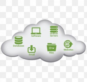 Cloud Computing - Web Hosting Service Cloud Computing Dedicated Hosting Service Internet Hosting Service Computer Servers PNG