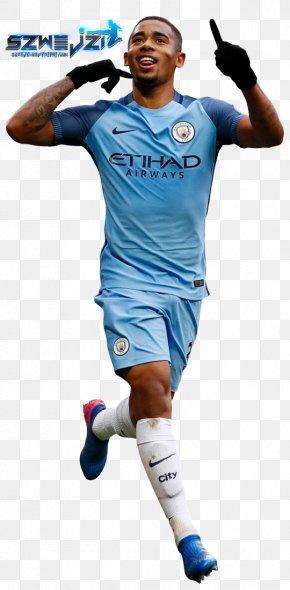 Gabriel Jesus - Gabriel Jesus Manchester City F.C. Premier League Brazil National Football Team PNG