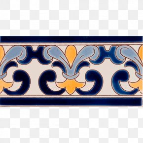 Ceramic - Annet Ceramicos Cobalt Blue Purple Rectangle PNG