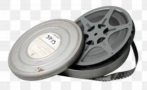 Film Reel - Photographic Film Reel PNG