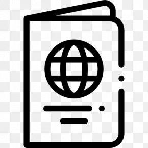 Passport Icon - Icon Design PNG
