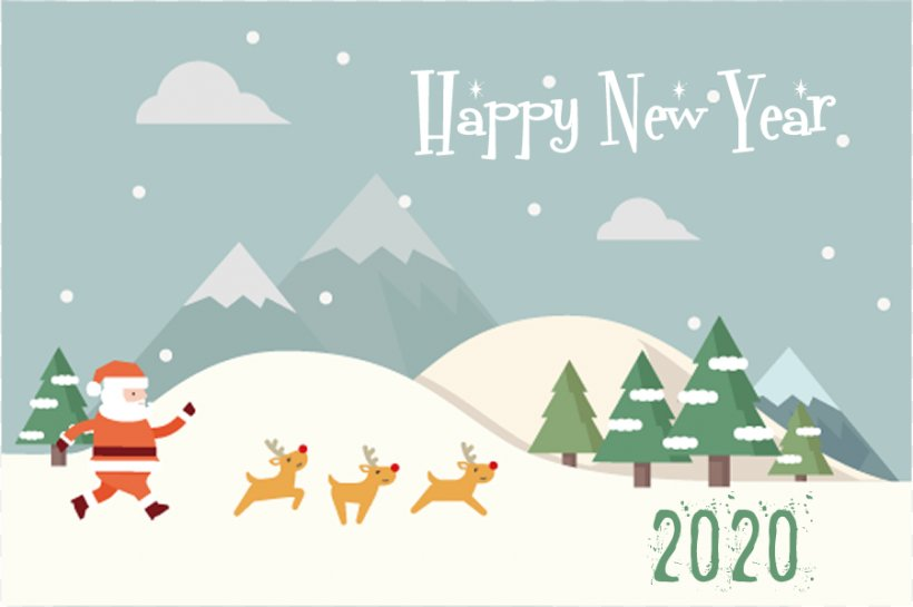 Snow On Christmas 2020 Happy New Year 2020 Christmas, PNG, 900x599px, 2020, Happy New