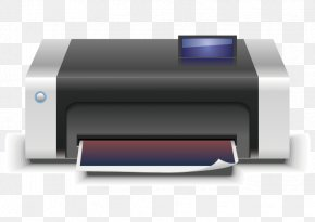 Vector Printer - Printer Euclidean Vector Icon PNG
