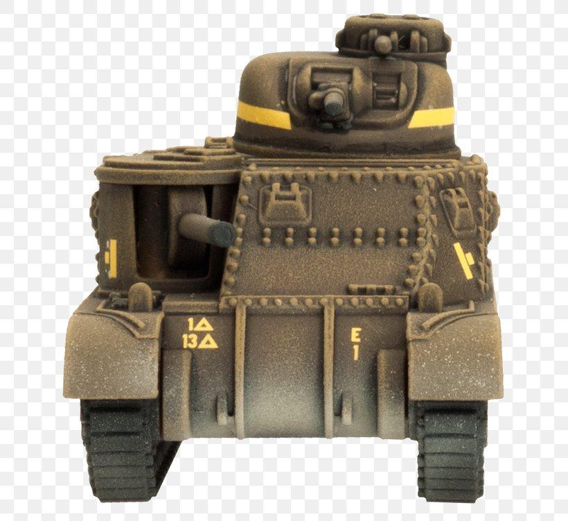 75mm gun M2–M6