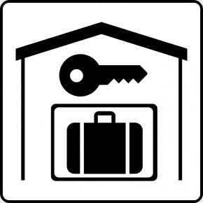 Luggage Icon - Hotel Icon Clip Art PNG